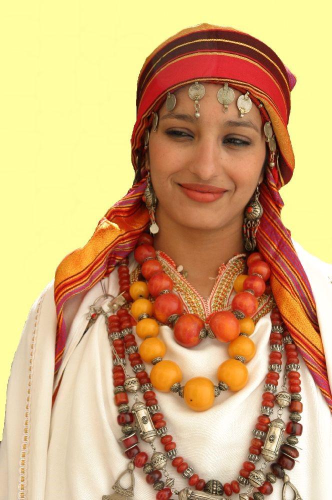 Amazigh woman Morocco