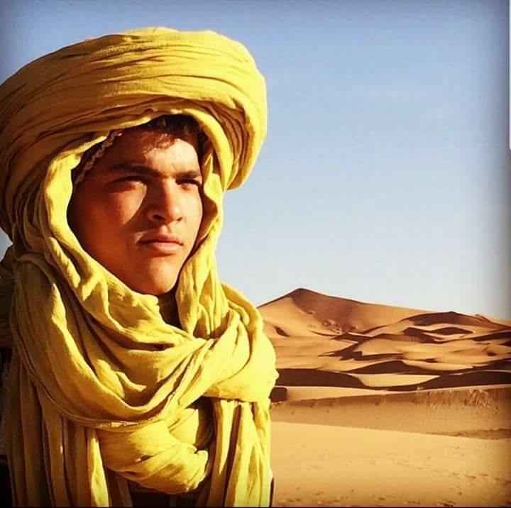 Moroccan berber desert