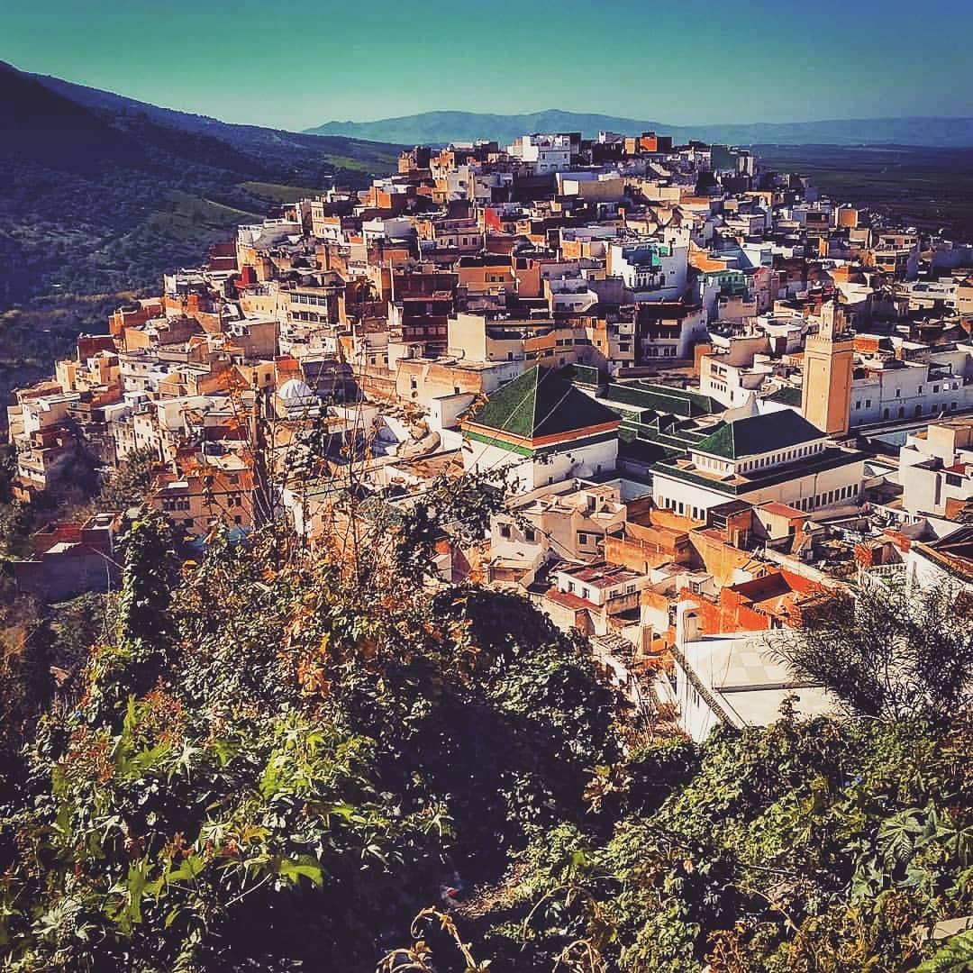 Moulay Idriss Morocco