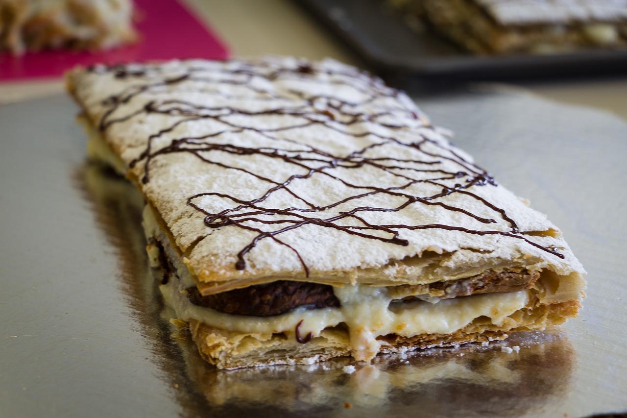 Puff pastry dessert recipes