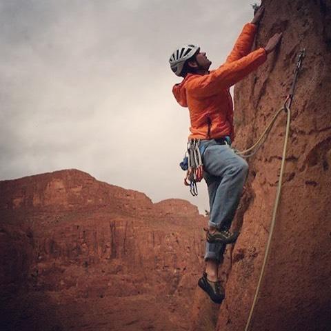 Todra Gorges climbing