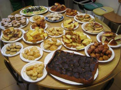 feast of sacrifice food