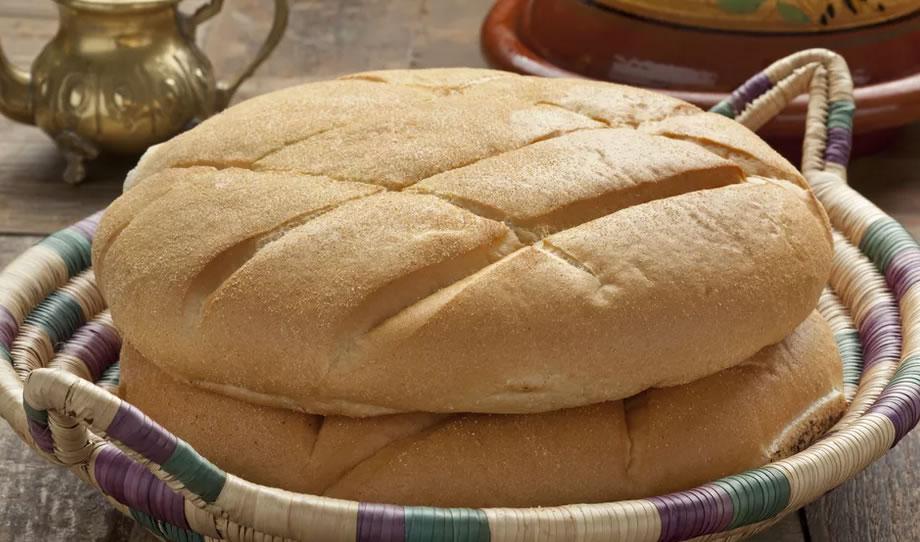 authentic moroccan bread