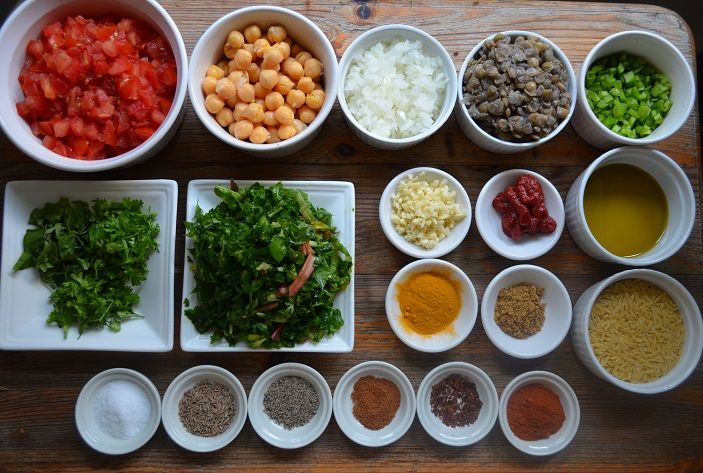 moroccan soup ingredients