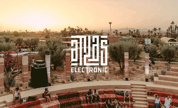 Morocco music festivals. Atlas