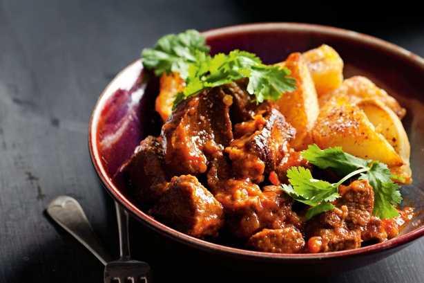moroccan lamb stew recie potatoes