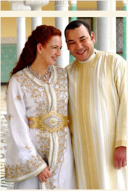 Moroccan traditional clothing